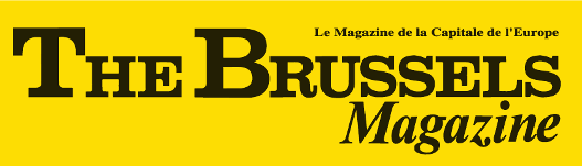 Logo The Brussels Magazine