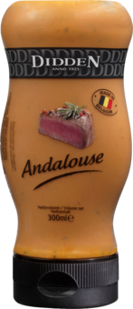 Andalouse Squeeze Bottle 300 ml