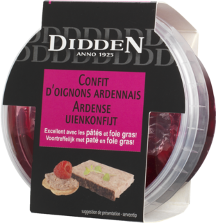 Ardennes onion confit Chilled Cabinet 150 g