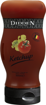 Tomato Ketchup Squeeze Bottle 300 ml