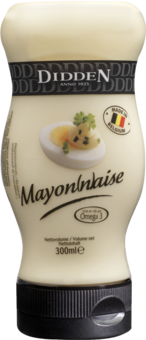 Mayonaise Squeeze Bottle 300 ml